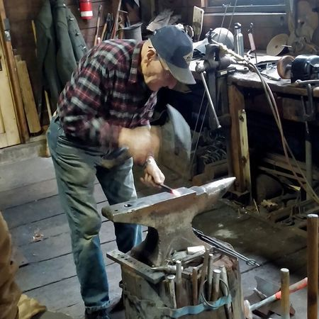 Blacksmithing Workshop,