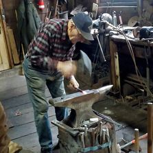 Blacksmithing Workshop,