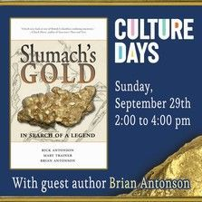 Culture Days: The Mystery of Slumach