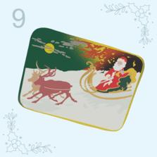 12 Days of Christmas - Day Nine,