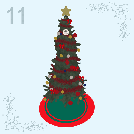 12 Days of Christmas - Day Eleven,