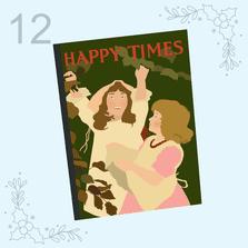 12 Days of Christmas - Day Twelve,