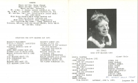Brochure for Pitt Meadows Day 1983