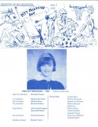 Brochure for Pitt Meadows Day 1995