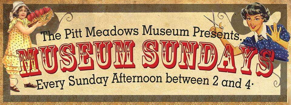 Museum Sundays Banner
