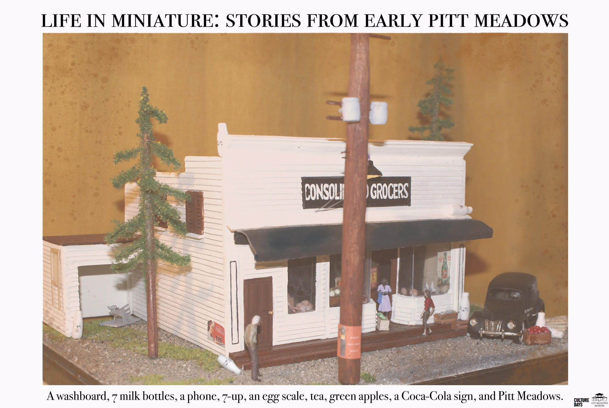 Consolidated Grocers Miniature