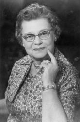 Edith McDermott, 1958