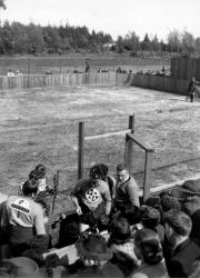 Lacrosse box, 1939c.