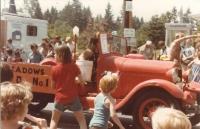 No. 1 Fire Truck