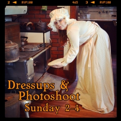 Dress-up Day at the Pitt Meadows Museum
