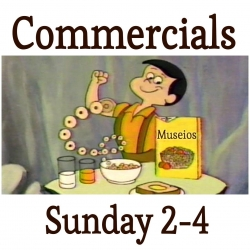 Balloonhead Productions presents Commercial making at the Museum