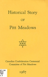 Historical Story of Pitt Meadows