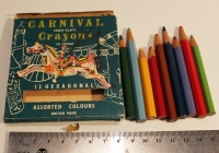 Carnival Pencil Crayons