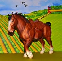Antique Breyer Horse