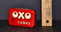 Antique OXO tin