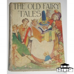 The Old Fairy Tales Book