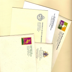 City of Pitt Meadows Envelopes