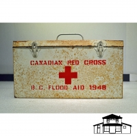Red Cross Medical Box