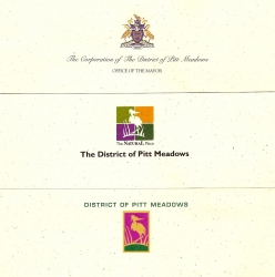 City of Pitt Meadows Letterheads