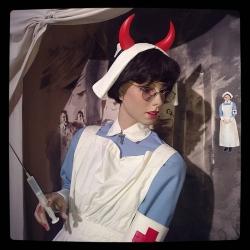 Miss Minke Meadows shows up as a bad Bluebird Nurse.